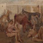 foto-e-i-pastori-s-cornice-1934-olio-su-tavola-cm-75x103-da-internet